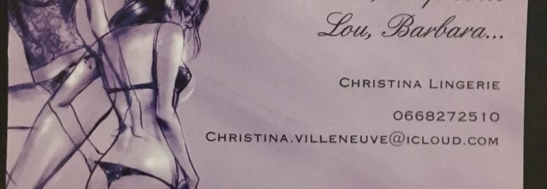 Chez Christina lingerie