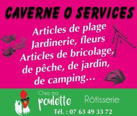 Caverne O Services