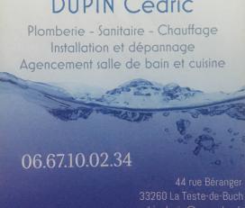 DUPIN Cédric