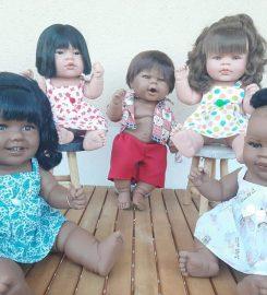 Blaisine les poupées
