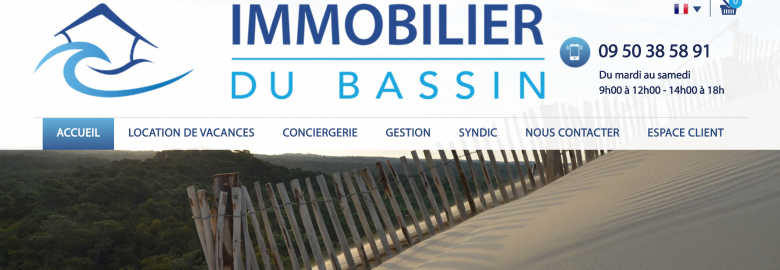 IMMOBILIER DU BASSIN