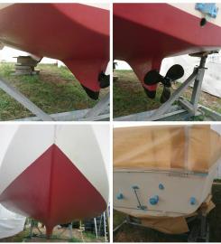 Johan DUBROCA Réparations Navales Composites