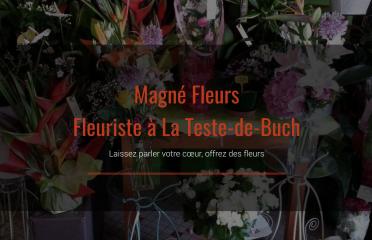 Magné fleurs
