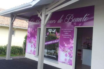 Institut Fleurs de beauté