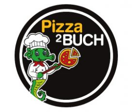 Pizza 2 Buch