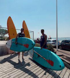 Surf'n Paddle location